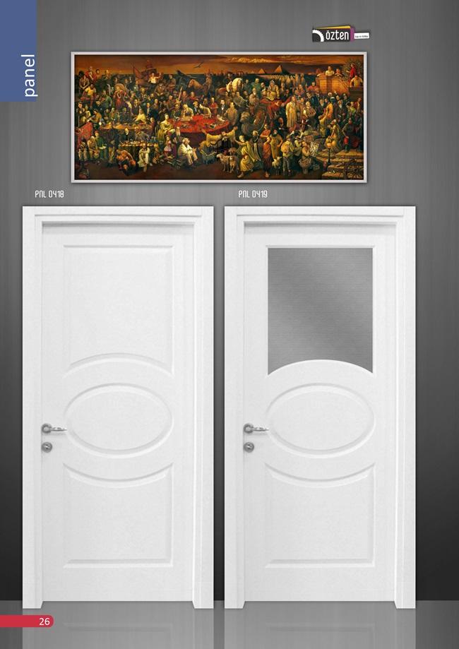 Hazır panel kapı fiyatları